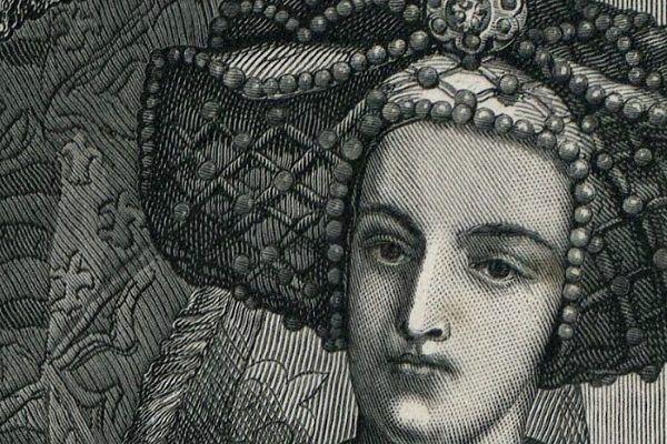 Elżbieta Bośniaczka w wyobrażeniu Jana Matejki.