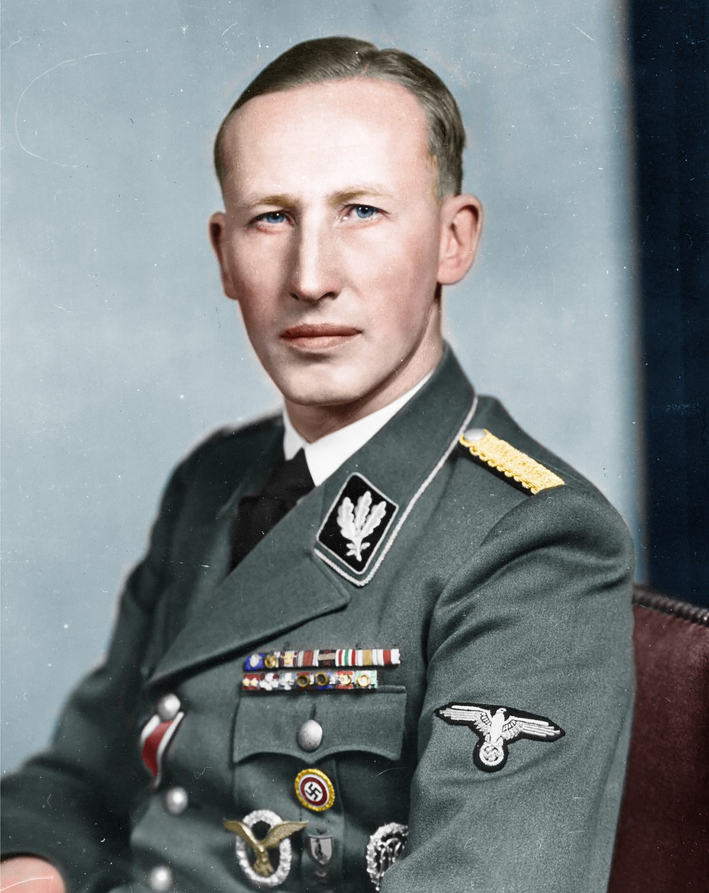 Formalnie Einsatzkommando Paulsen podlegało samemu Reinhardowi Heydrichowi.