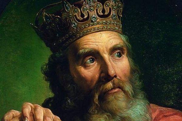 Kazimierz Wielki na obrazie pędzla M. Bacciarellego.