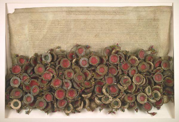 Akt konfederacji warszawskiej z 1573 roku zamykał sprawę polskiej reformacji.