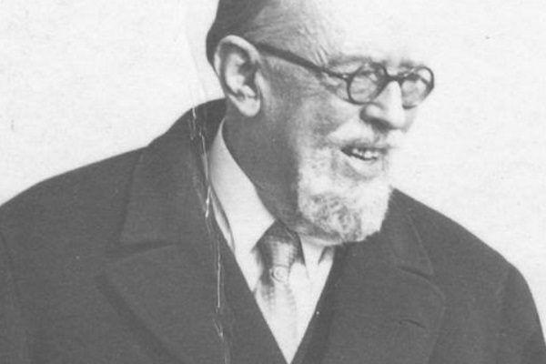 Zmieniał poglądy jak chorągiewka. Gdy w jego posiadłościach pojawili się hitlerowcy, ten polski wyrachowany magnat witał ich z entuzjazmem, przyjmując maskę nazisty. Na ilustracji fragment niemieckiego plakatu propagandowego.