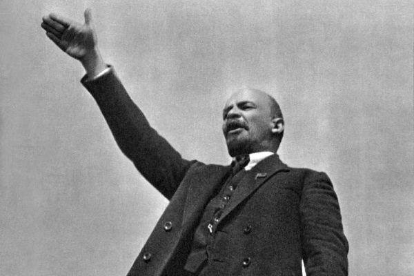 Lenin zdawał sobie sprawę, że zdobycie Ukrainy to być albo nie być bolszewickiej rewolucji.