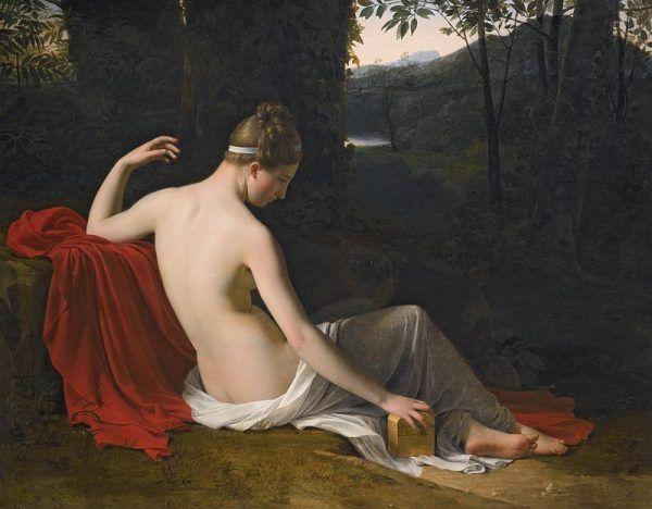 Zgodnie z mitologią pierwsza kobieta na świecie – Pandora – została zesłana przez Zeusa, by pognębić mężczyzn. Nic dziwnego, że starożytni nieufnie podchodzili do pań.
