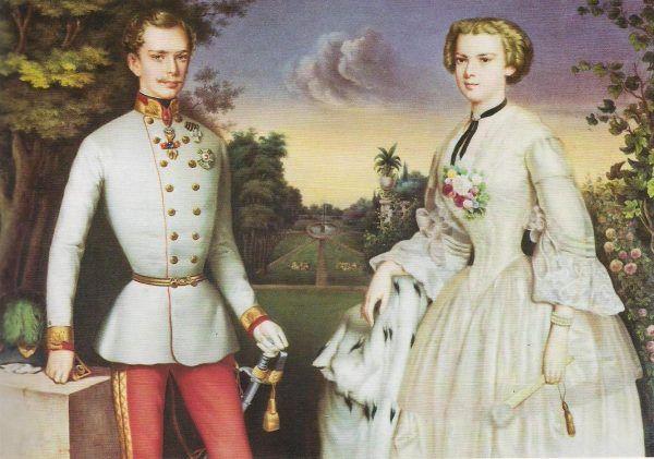 Choć z początku Sisi i Franciszek Józef darzyli się ciepłymi uczuciami, ich małżeństwo ostatecznie się rozpadło, a samotna i smutna cesarzowa pogrążyła się w manii dbania o swą nieskazitelną figurę.