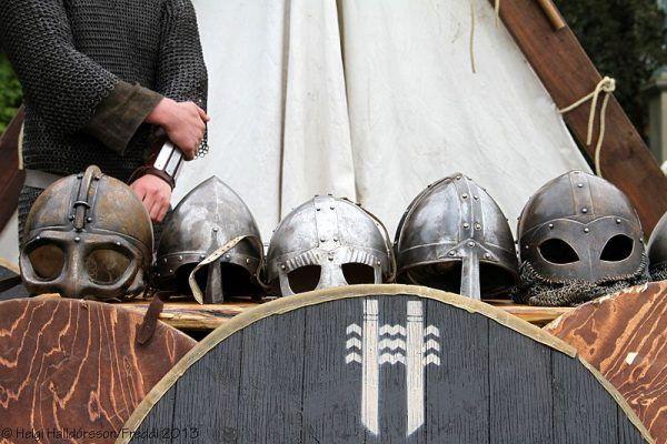 Na wikińskich hełmach nie było żadnych rogów – lecz mimo to mit o diabelskich nakryciach głowy ma się dobrze.