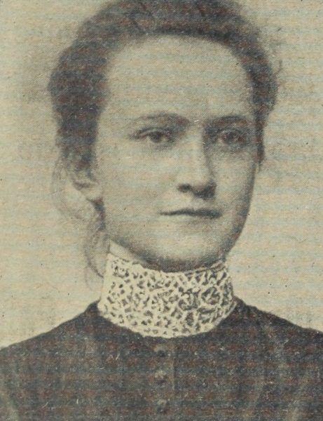 Wanda Krahelska. Bojowniczka i terrorystka, w pierwszej instancji skazana na karę śmierci
