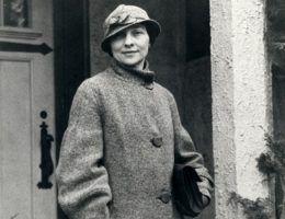 Wybitna kryptoanalityczna Elizebeth Smith Friedman (fot. domena publiczna)
