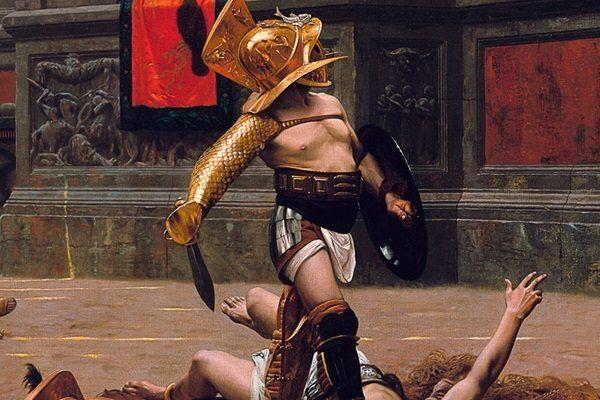 Najsprawniejsi i najodważniejsi gladiatorzy zdobywali sławę w całym Imperium.