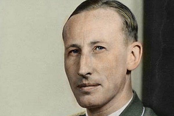 Reinhard Heydrich był – zdaniem Hitlera – jednym z najlepszych narodowych socjalistów.