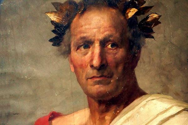 Juliusz Cezar odmówił przyjęcia korony, ale w rzeczywistości sprawował w Rzymie władzę niemal absolutną.