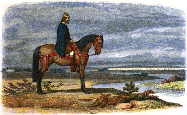 Alfred przeszedł do historii jako pogromca wikingów i wybitny władca.