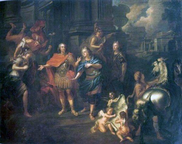 Fryderyk August II zwykle nie sprzeciwiał się życzeniom ojca - był posłusznym synem i nie rwał się do rządzenia.