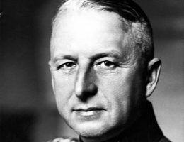 Erich von Manstein był architektem wielu zwycięstw Wehrmachtu. Tutaj na zdjęciu z 1938 roku.