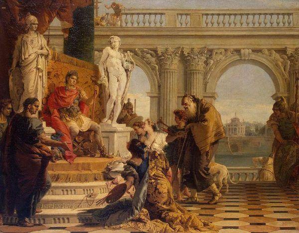 August chciał umocnić rzymską władzę w Germanii i utworzyć nową prowincję.