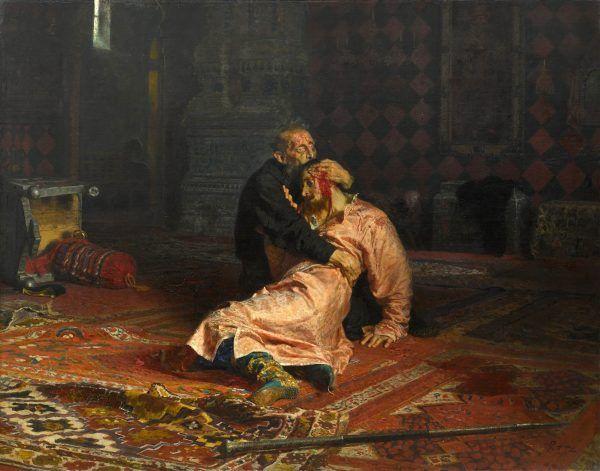 Gdyby Iwan IV Groźny nie zabił w gniewie swojego syna – również Iwana – cała sprawa w ogóle by się nie wydarzyła.