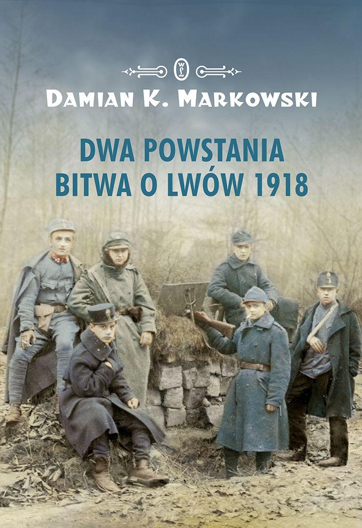 Kup książkę Damiana K. Markowskiego z rabatem na stronie wydawcy.