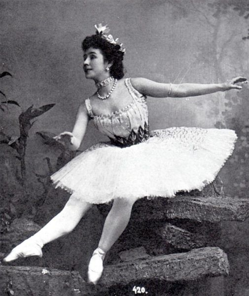 Matylda Krzesińska przeszła do legendy jako wybitna rosyjska balerina – i kochanka carewicza Mikołaja Aleksandrowicza Romanowa.