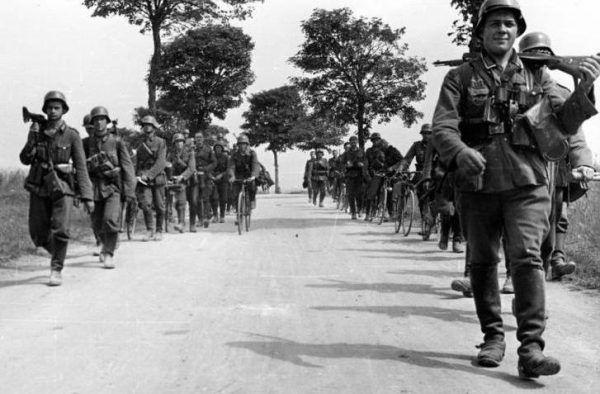 Plan Mansteina zapewnił Niemcom błyskawiczne zwycięstwo nad Francją w 1940 roku.