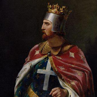 Za uwolnienie Ryszarda Lwie Serce Anglicy musieli zapłacić górę srebra.