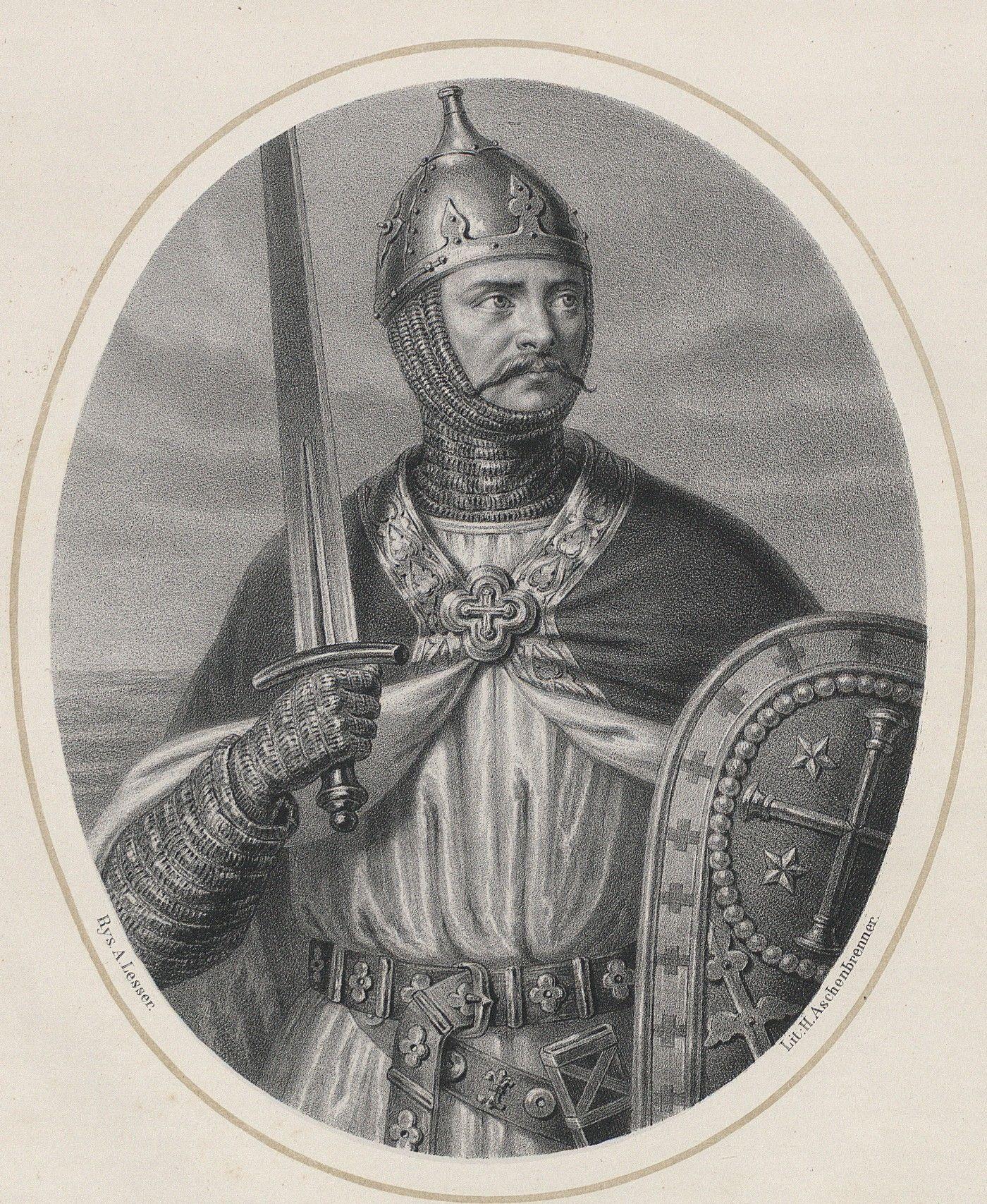 Zdaniem profesora Chwalby Krzywousty powinien był zostawić cała schedę swojemu najstarszemu synowi Władysławowi.