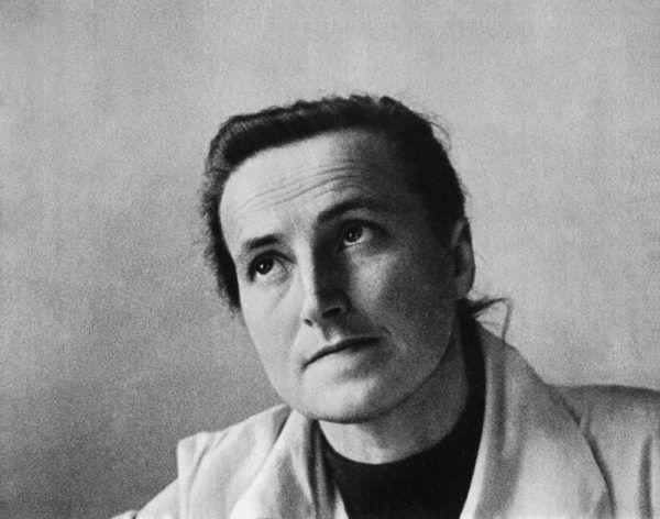 Wanda Półtawska w 1963 roku. Niedługo później zetknęła się z Karolem Kotem, którego uznała za nałogowego onanistę, jednak nie zauważyła u niego oznak problemów neurologicznych 9fot. domena publiczna)