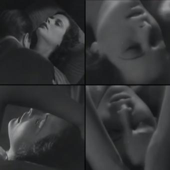 """Scena orgazmu w """"Ekstazie"""" wywołała ogólnoświatowy skandal."""