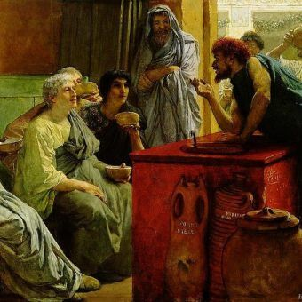 Piękny język Cycerona nie miał wiele wspólnego z codzienną łaciną obywateli Rzymu...