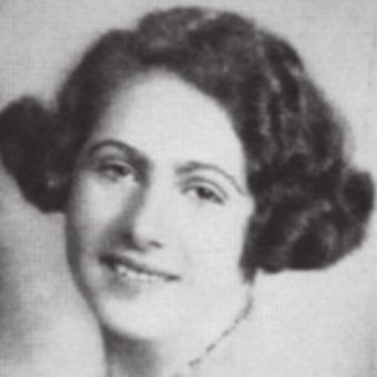 """Edith Hahn-Beer przetrwała wojnę w sercu III Rzeszy... i u boku nazistowskiego męża. Zdjęcie z ksiązki """"Żona nazisty. Jak pewna Żydówka przeżyła Zagładę""""."""