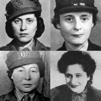 Te cztery kobiety spłonęły żywcem, bo hitlerowcy nie chcieli urządzać