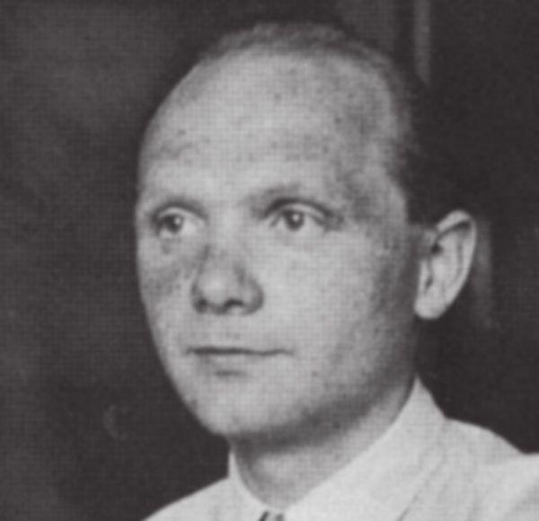 """Werner niemal od razu wiedział, że chce poślubić Edith. Zdjęcie z ksiązki """"Żona nazisty. Jak pewna Żydówka przeżyła Zagładę""""."""