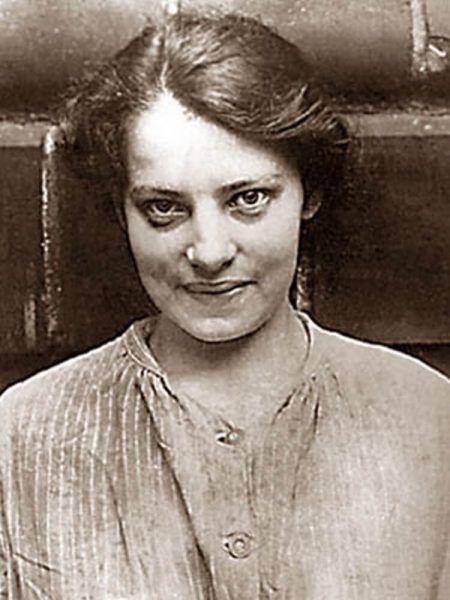 Anna Anderson na zdjęciu z 1920 roku.