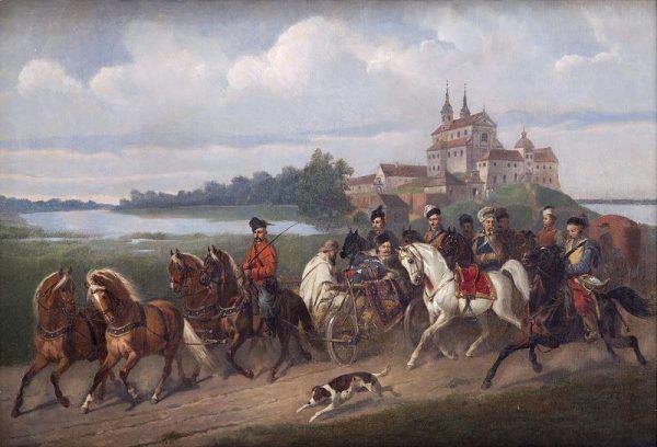 """Mikołaj Krzysztof """"Sierotka"""" za młodu sporo podróżował. Podczas jednej z wypraw zaraził się kiłą."""