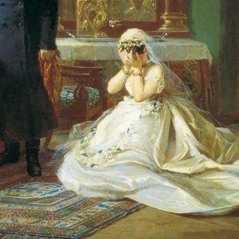 Ślub, zwłaszcza w rodach królewskich, często był początkiem trudnego, pozbawionego miłości związku zawartego w imię polityki.