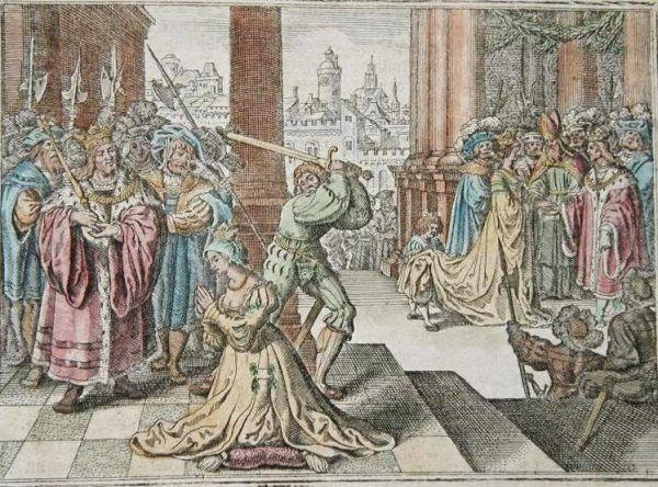 Henryk VIII nie był może najlepszym mężem, ale przynajmniej zadbał o to, by jego druga żona, Anna Boleyn, miała szybką i bezbolesną śmierć.