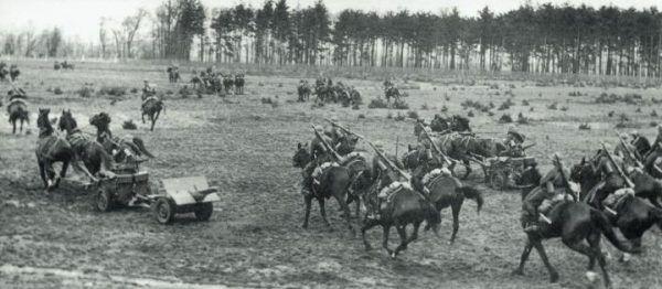 Dzięki elementowi zaskoczenia w pierwszej fazie bitwy nad Bzurą nasze wojska zadały Niemcom duże straty.