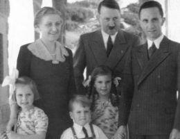 Goebbelsowie z 6 dzieci stanowili wzorową nazistowską rodzinę.