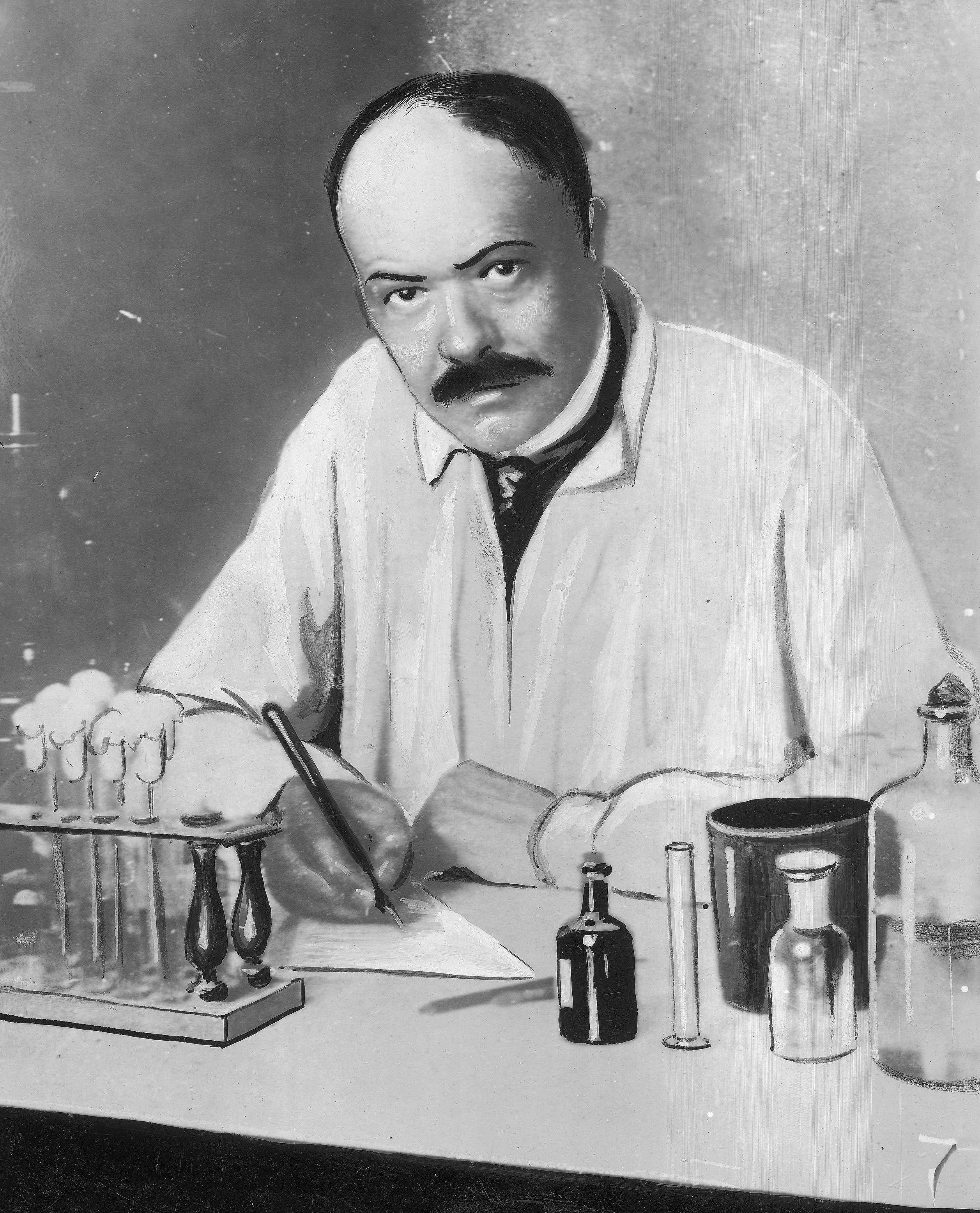 W 1928 roku Weiglowi Nagrodę Nobla sprzed nosa zgarnął Francuz Charles Nicolle.