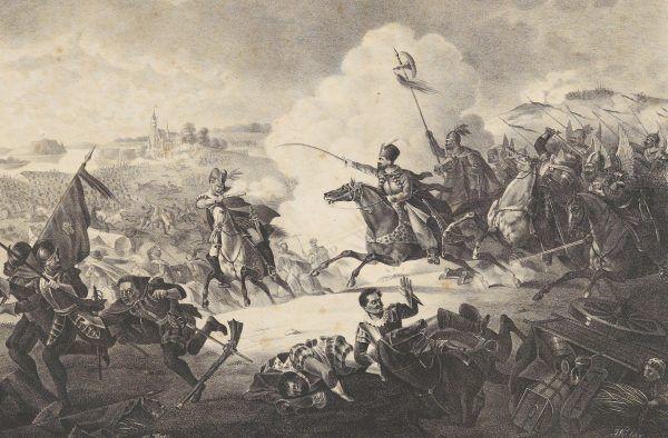 Chodkiewicz dzięki forsownym marszom często pojawiał się tam, gdzie wróg się go nie spodziewał.