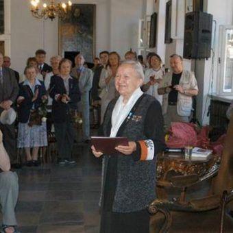 Elżbieta Zawacka w 2006 roku została mianowana generałem.