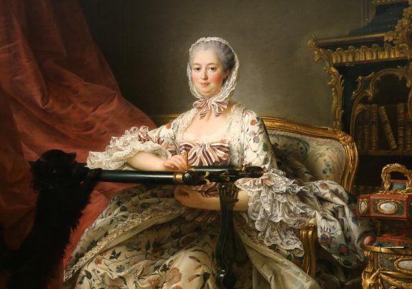 Pozbawiona skrupułów i moralności intrygantka, która ubezwłasnowolniła króla czy piękna, inteligentna kobieta, symbol gracji i wdzięku? Która Madame de Pompadour była prawdziwa?