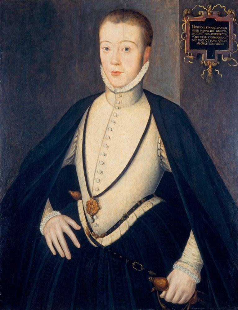 Henryk Stuart nie mógł znieść względów jakimi Maria darzyła Rizzio, dlatego wziął udział w spisku na jego życie.