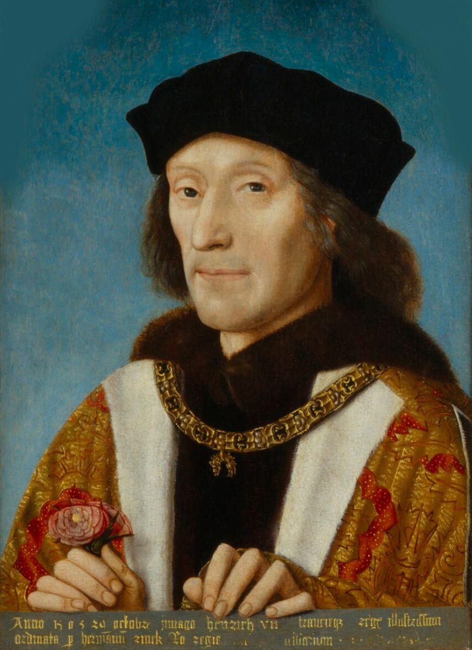 Maria była prawnuczką Henryka VIII, w związku z tym miała prawo również do angielskiego tronu.