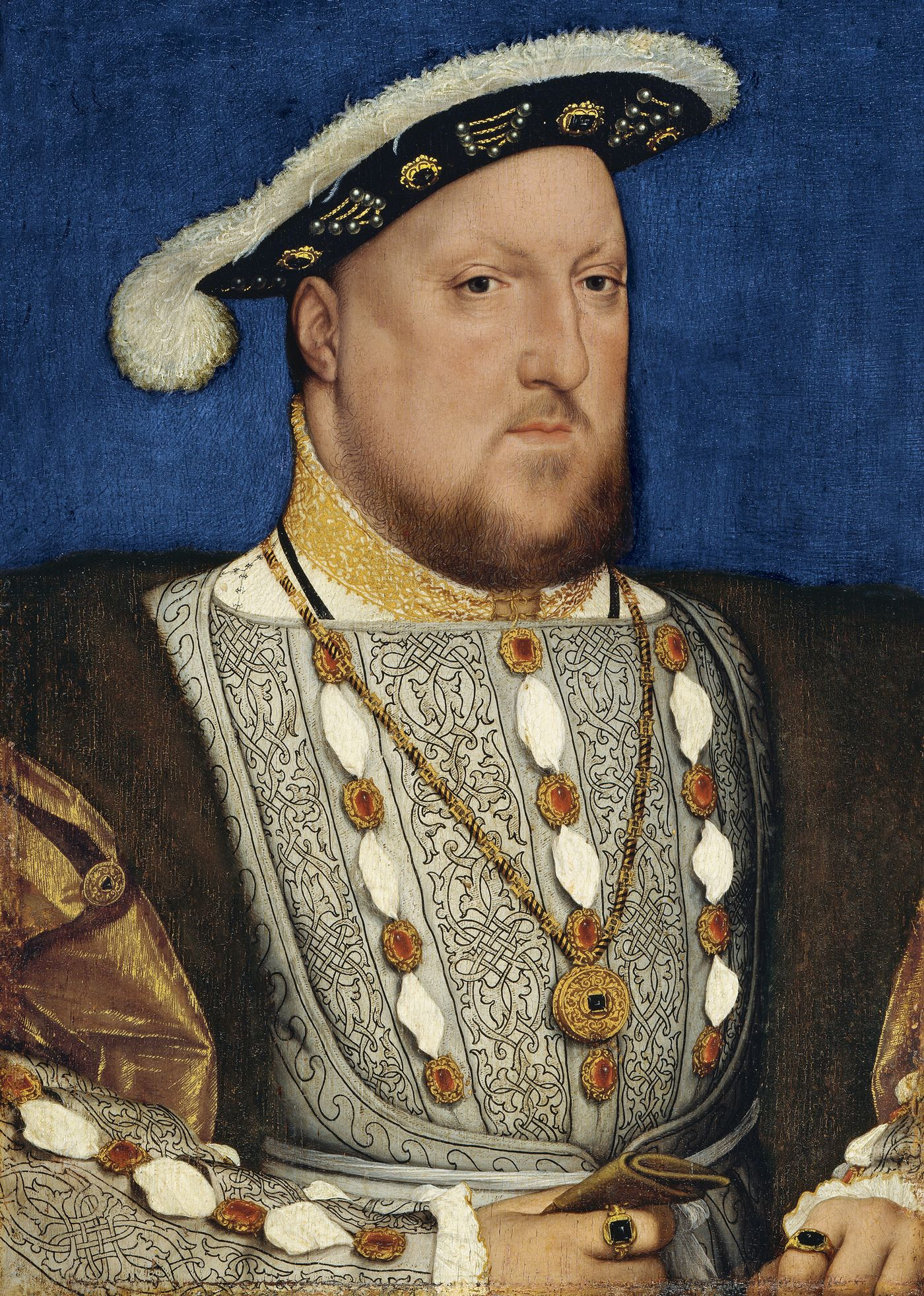Henrykowi VIII marzyło się osadzenie swojego syna na szkockim tronie. Przebiegła Maria de Guise miała jednak inne plany.