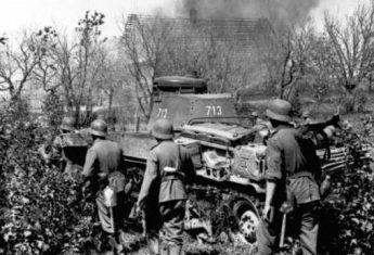 Zdaniem Lawrence'a Freedmana Blitzkrieg wcale nie był tak skuteczny jak zwykło się uważać.