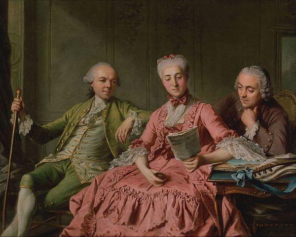 Étienne-Franҫois de Choiseul potrafił być szarmancki wobec kobiet. Chyba że chodziło o jego młodziutką żonę.
