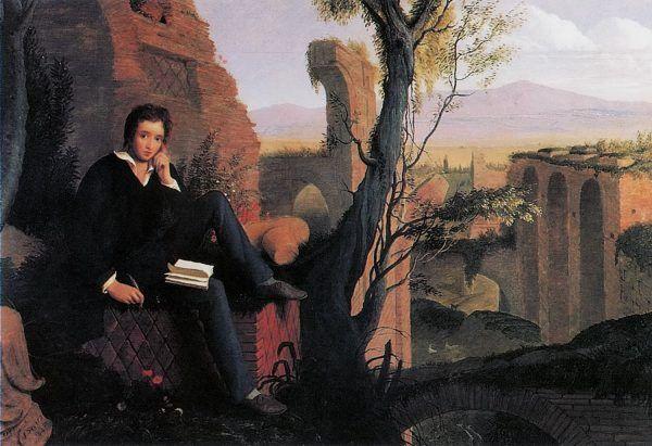Percy Shelley szybko rozczarował się do małżeństwa - opuścił żonę, nim minęły dwa lata.