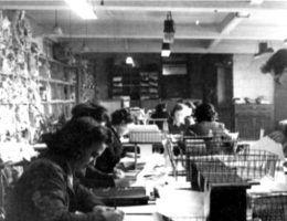 Kobiety w Bletchley Park (fot. domena publiczna)