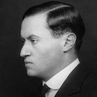 Lewis Bernstein-Namierowski w 1915 roku (fot. domena publiczna)