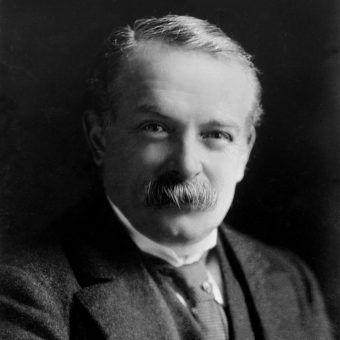 David Lloyd George przez sześć lat pełnił funkcję premiera Wielkiej Brytanii.