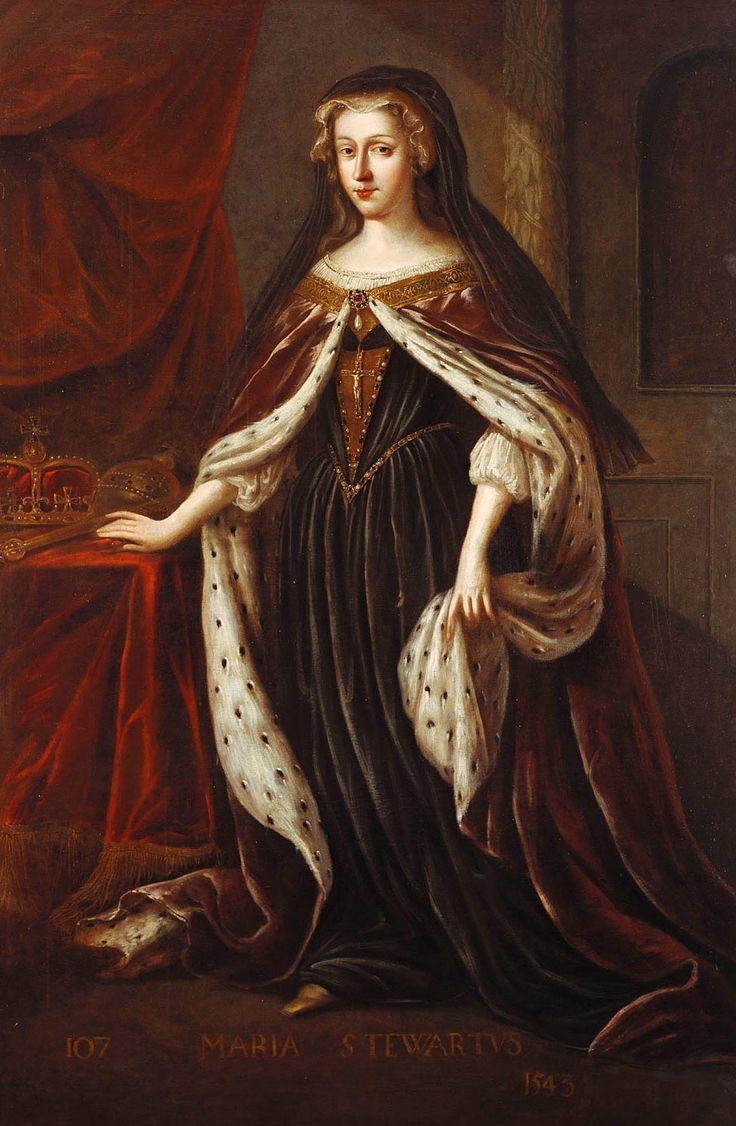 Po powrocie do Szkocji na Marię nie czekało ciepłe przyjęcie.